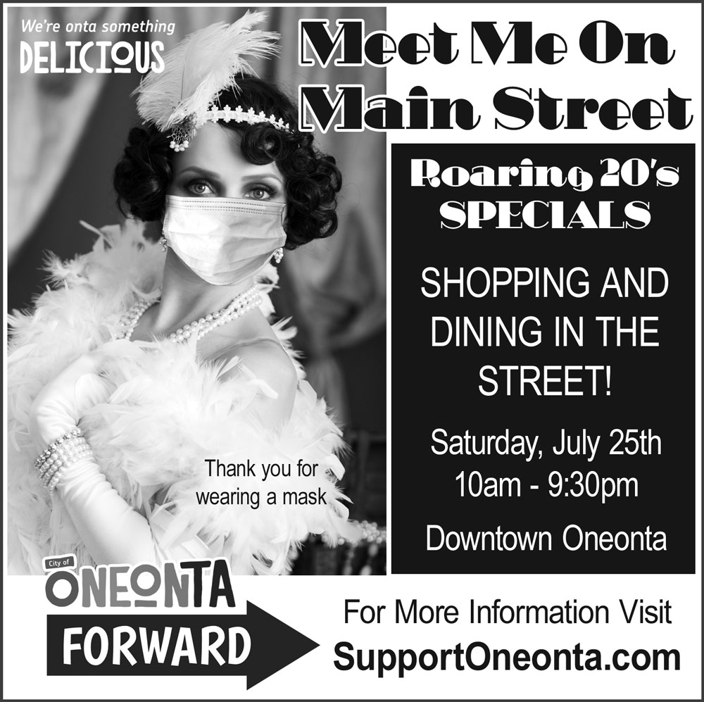 Meet Me on Main Street | Roaring 20s