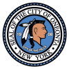 Seal of the City of Oneonta New York